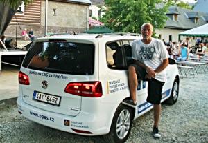CNG vozidla vám rozhodně mají co nabídnout aneb jaké dojmy popisuje Honza Vančura?
