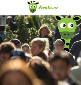 V hledání práce vám pomůže Žirafa.cz