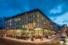 Prostory pro pracovní setkání nabízejí i hotely sítě SIVEK HOTELS