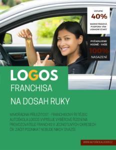 Řetězec autoškol LOGOS – začněte podnikat