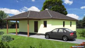 Projekt rodinného domu na přání