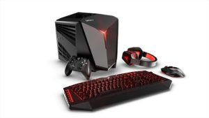 Herní počítač Lenovo IdeaCentre Y710 Cube vás vtáhne do hry