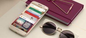 Vsaďte na luxusní vzhled se smartphonem Moto M