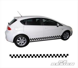 Autosamolepky doladí vizáž motorových vozidel dle přání řidiče