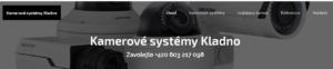 Kamerové systémy Kladno – vše pro maximální zabezpečení objektů