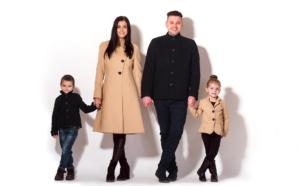 Stylové oblečení pro každého člena rodiny