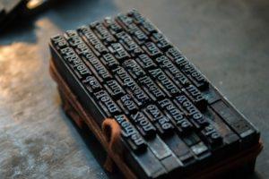 Inkoustová tiskárna a její princip